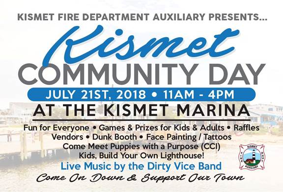 KISMET COMMUNITY DAY A HUGE $UCCE$$ - Theater Scene New York