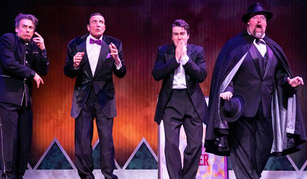 The Producers - Theater Scene New York Broadway Review