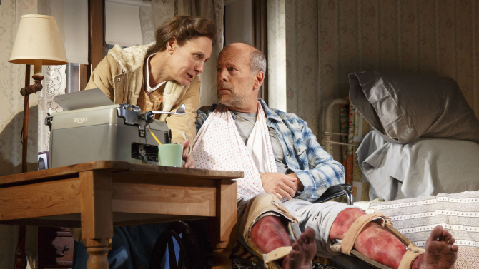 Misery review Broadway
